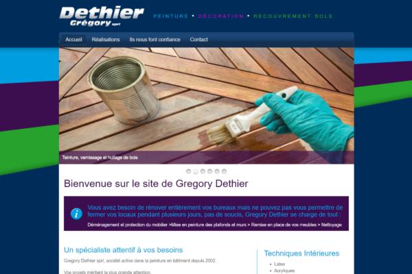 Gregory Dethier